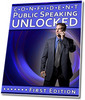 Confident Public Speaking Unlocked - With PLR